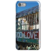 salvation mountain vehicles equipped iPhone Case/Skin