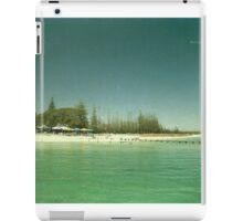 Summer Days WA iPad Case/Skin