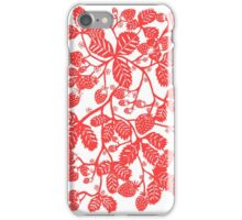 Strawberry Vine iPhone Case/Skin