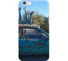 try drivin this through a city iPhone Case/Skin