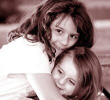 Sibling Love by lorib