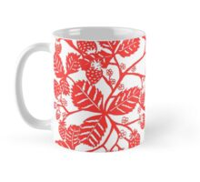 Strawberry Vine Landscape Mug