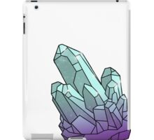 Crystal Gemstone iPad Case/Skin