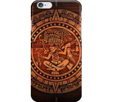 Aztec Wood iPhone Case/Skin