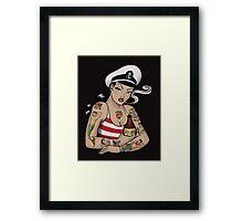 sailor sue Framed Print