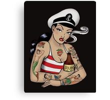 sailor sue Canvas Print