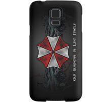 Umbrella Corporation Logo Samsung Galaxy Case/Skin