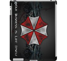 Umbrella Corporation Logo iPad Case/Skin