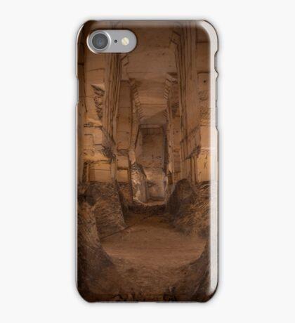 Underground Quarry iPhone Case/Skin
