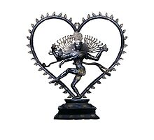 Shiva Nataraj, Lord of Dance, in love with love itself  by TJ Devadatta Best