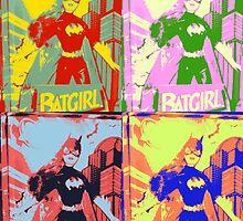 bat girl by Jessica Ferris