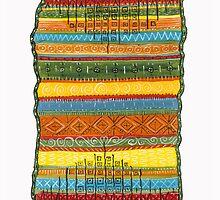magic knee-rug by Soxy Fleming