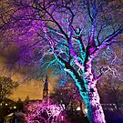 Oran Mor from the Electric Gardens by Roddy Atkinson