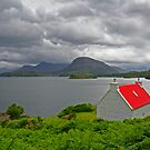 Red Roof at Torridon by bidkev