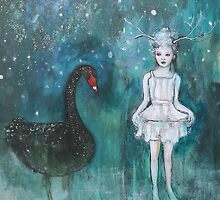 Black Swan, Guide Me To Morning by Maria Pace-Wynters
