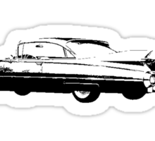 1959 Cadillac Prestige Coupe Sticker
