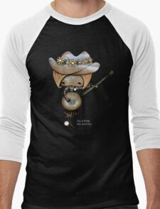 country girl Men's Baseball ¾ T-Shirt