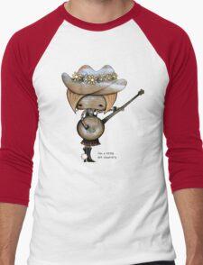 country girl Men's Baseball ¾ T-Shirt