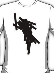 black lines 1 T-Shirt