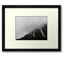 Avalanche Framed Print