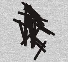black lines 3 by antony hamilton