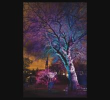 Oran Mor from the Electric Gardens T-Shirt