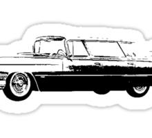 1959 Cadillac Prestige Sedan Sticker