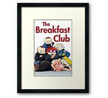 The RugClub Framed Print