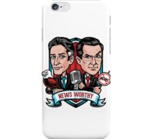 News Worthy iPhone Case/Skin