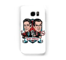 News Worthy Samsung Galaxy Case/Skin