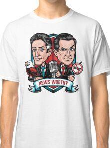 News Worthy Classic T-Shirt