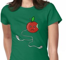 before iPod Womens Fitted T-Shirt