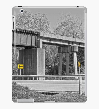 Railroad Overpass iPad Case/Skin