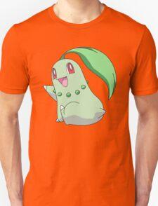 Chikorita Sitting Unisex T-Shirt