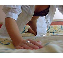 Motel Crawl Photographic Print