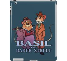 Basil of Baker Street iPad Case/Skin