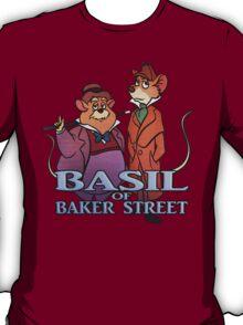 Basil of Baker Street T-Shirt