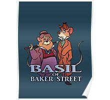 Basil of Baker Street Poster