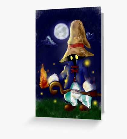 Vivi Greeting Card