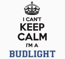 I cant keep calm Im a BUDLIGHT by icanting