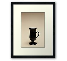 Cafe Cafe Framed Print