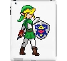 Legend of Zelda - Link Pokemon Trainer Pixel iPad Case/Skin