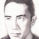 YUKIO MISHIMA by Siamesecat