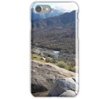 kern river iPhone Case/Skin