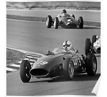 History of Ferrari Poster
