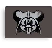 Vader Mouse Canvas Print