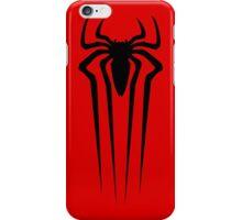 the amazing spider man logo iPhone Case/Skin