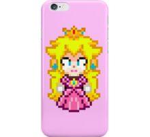 Princess Peach - Smash Bros Mini Pixel iPhone Case/Skin