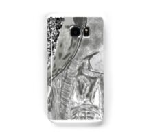Kitty in the brush Samsung Galaxy Case/Skin