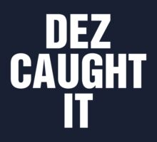 Dez Caught It by designbymike